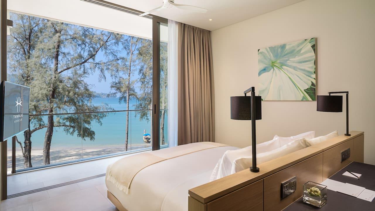 Azure Sea View Penthouse