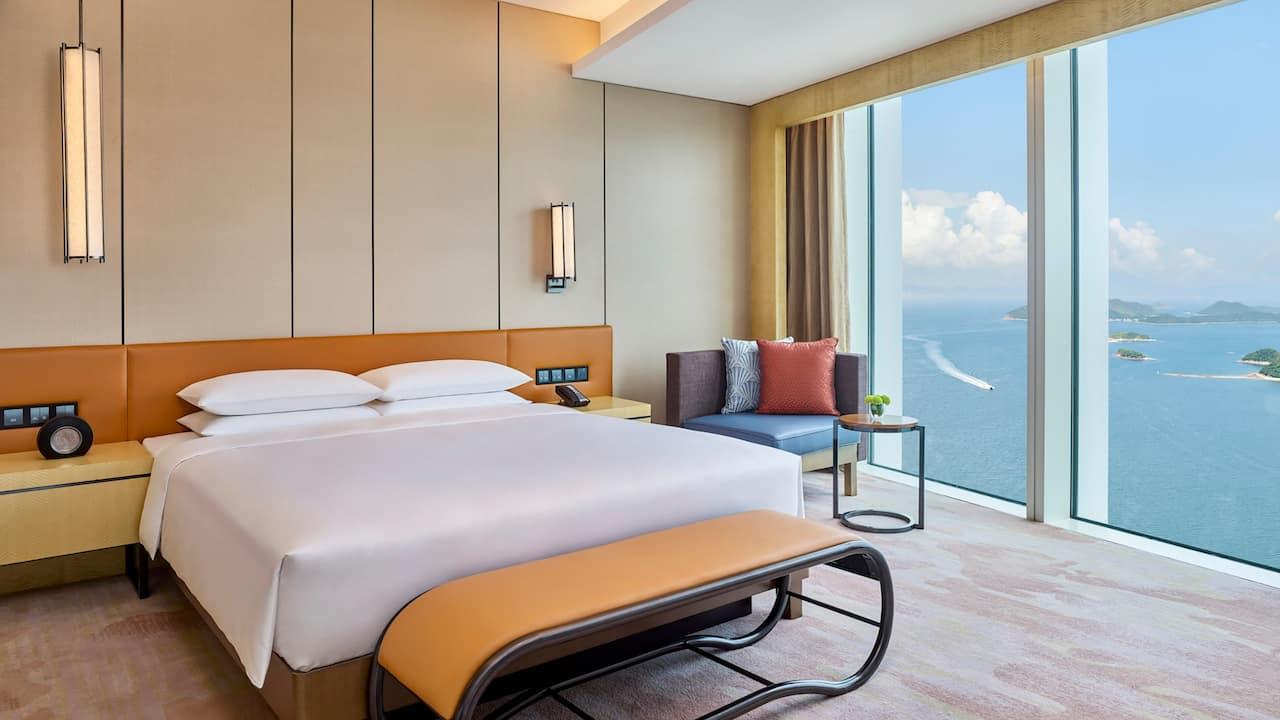 海景嘉宾轩套房 | 深圳盐田凯悦酒店
