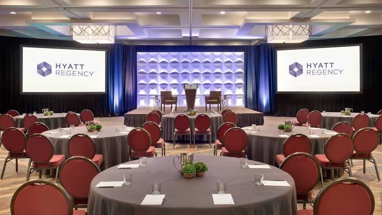 Regency Ballroom Conference