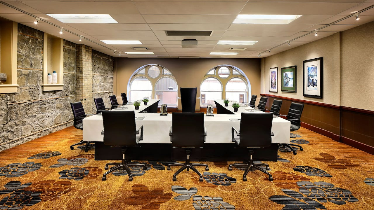 Hyatt Regency Calgary Meeting Rooms