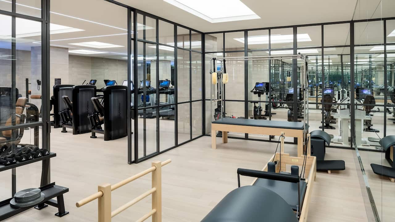 Andaz Seoul Gangnam Summer House Fitness Center
