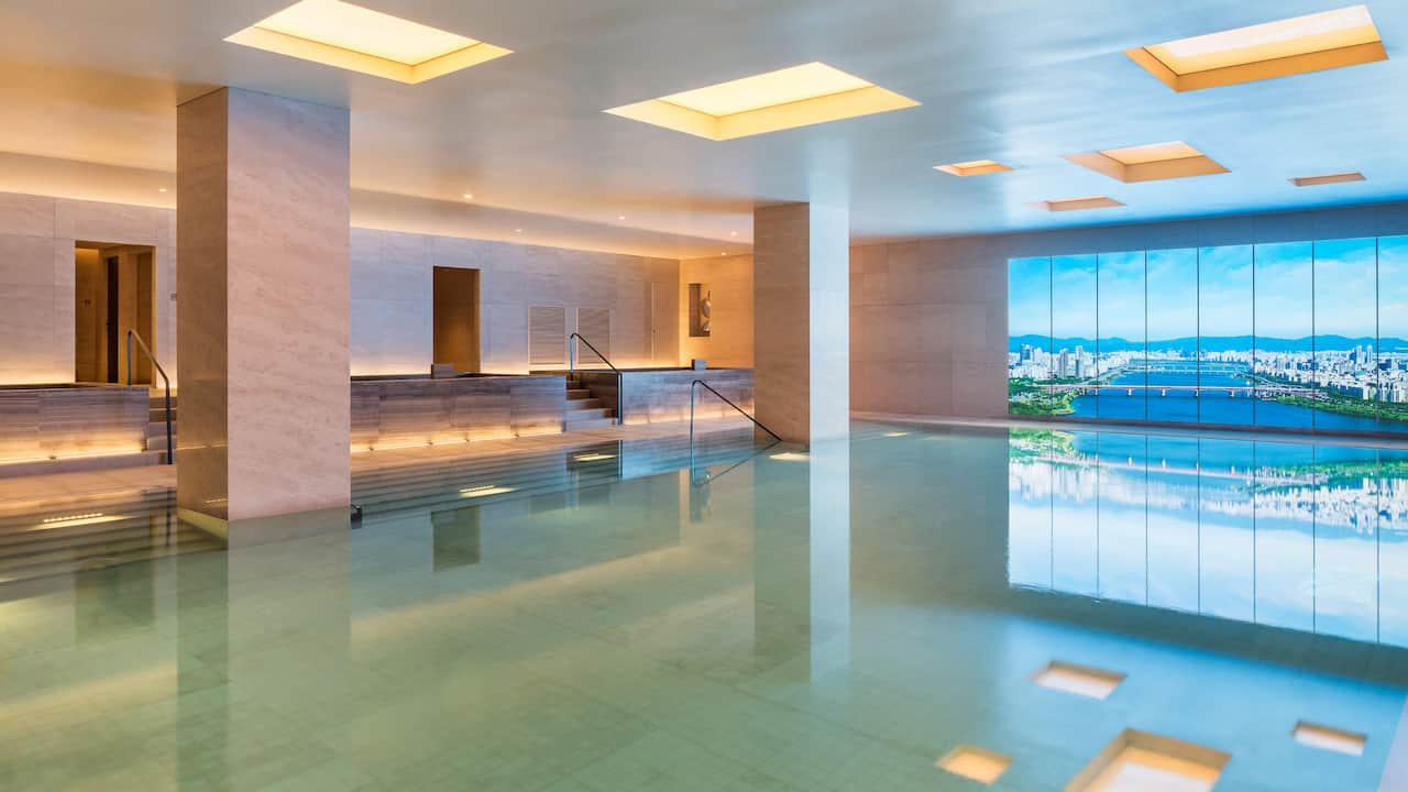Andaz Seoul Gangnam - Indoor Swimming Pool