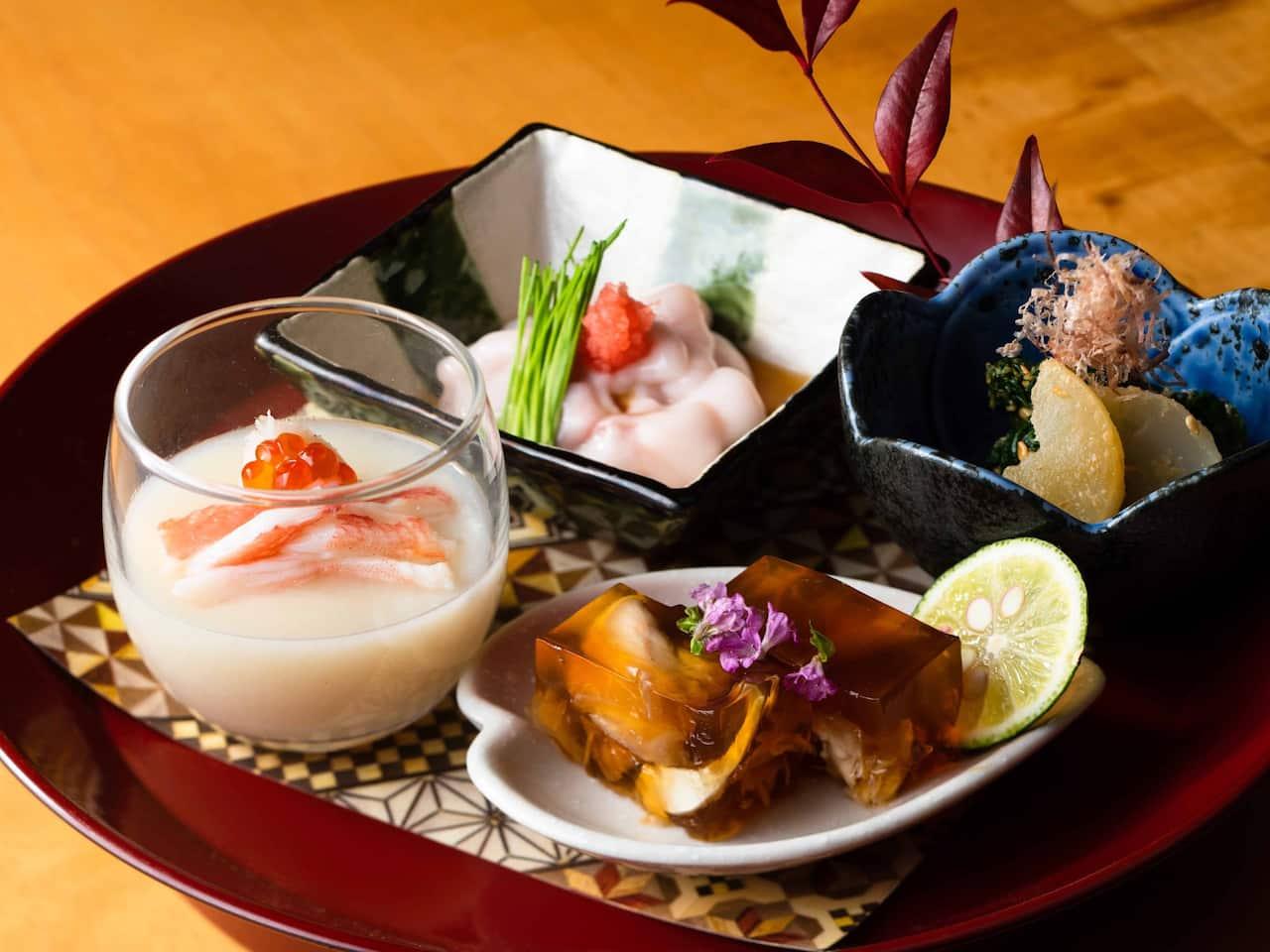 Miyabi-appetizer