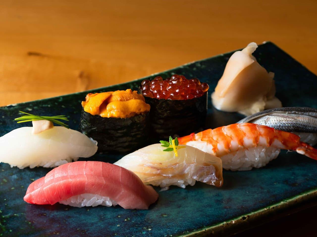 Hyatt Regency Hakone Resort & Spa | Dinner Sushi