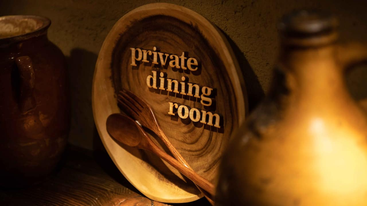 Hyatt Regency Hakone Resort and Spa| Private Dining Room Logo