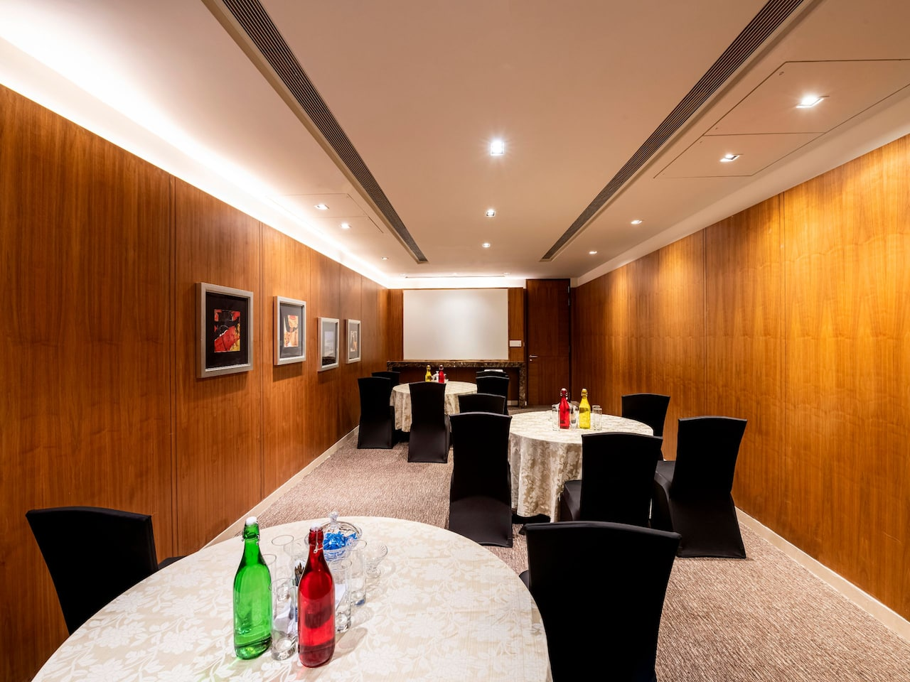 Hyatt Ahmedabad, Meeting Space- ABC Room