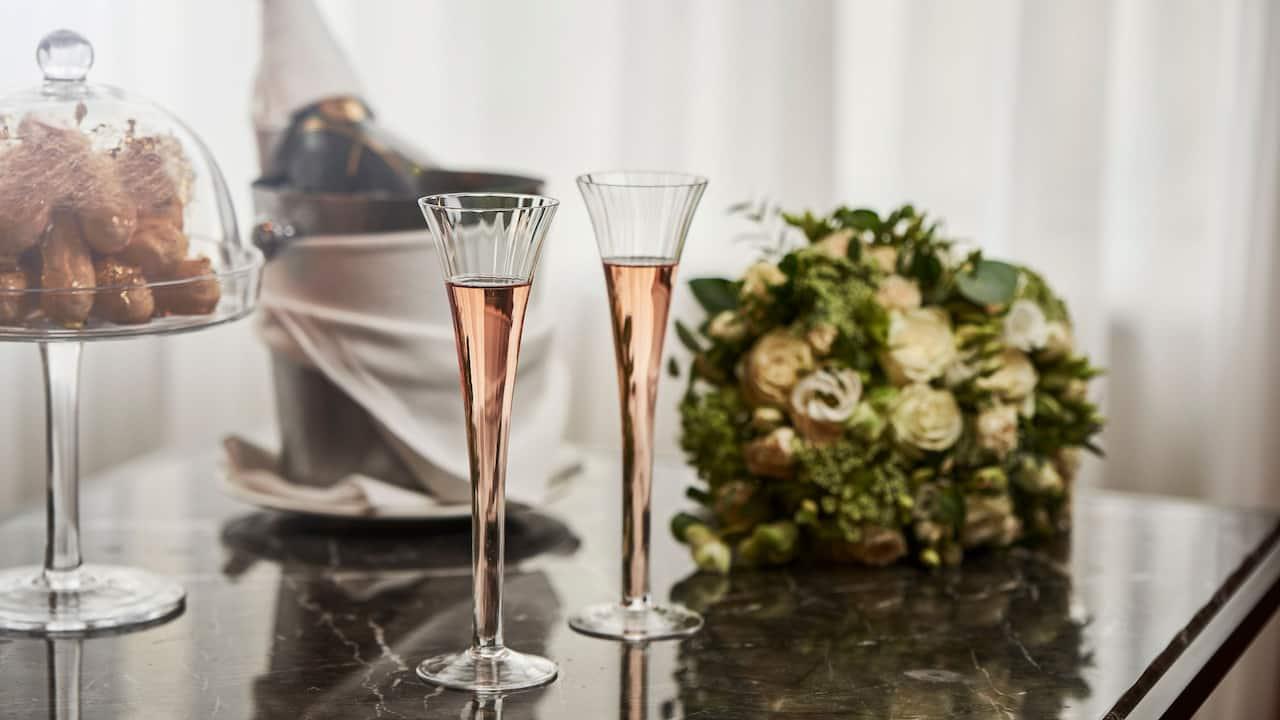Wedding Reception and Ceremony | Hyatt Regency London - The Churchill