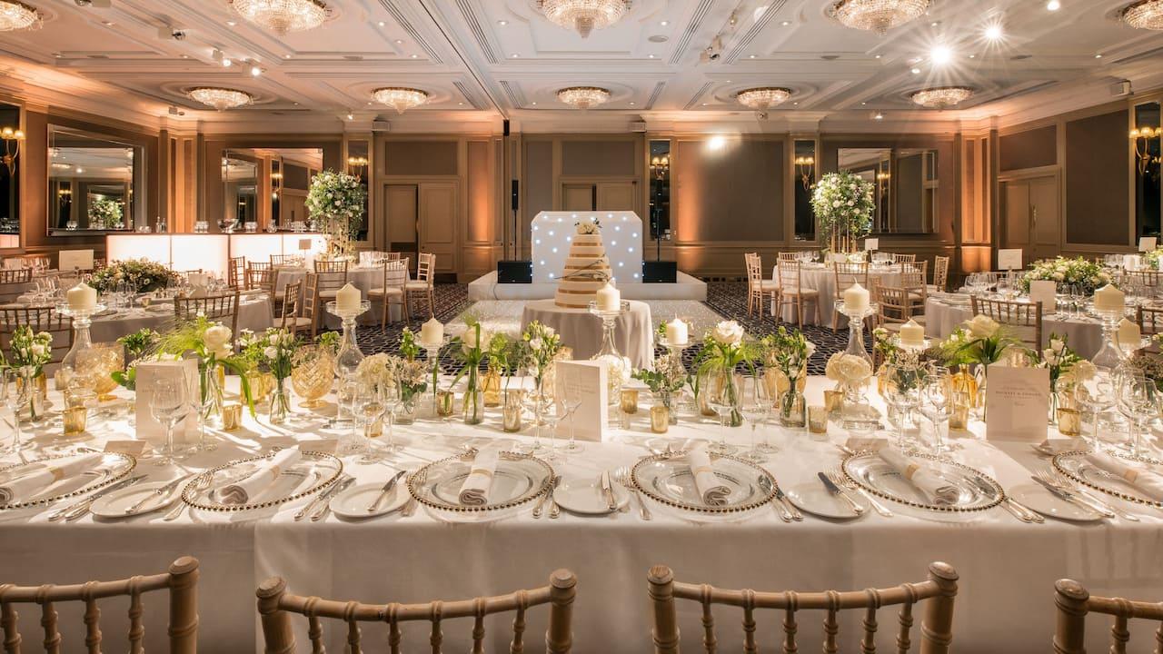 Wedding Party Venue London | Hyatt Regency London The Churchill