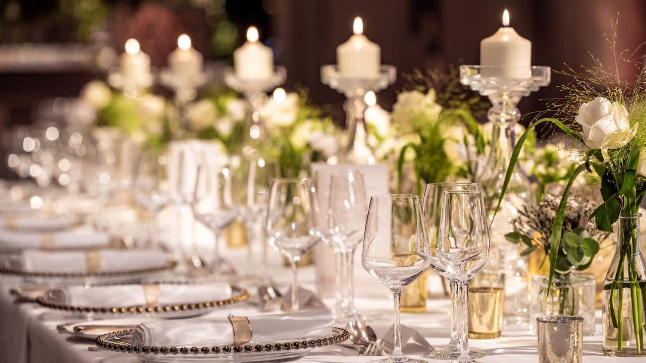 Wedding Venue in Marylebone | Hyatt Regency London - The Churchill