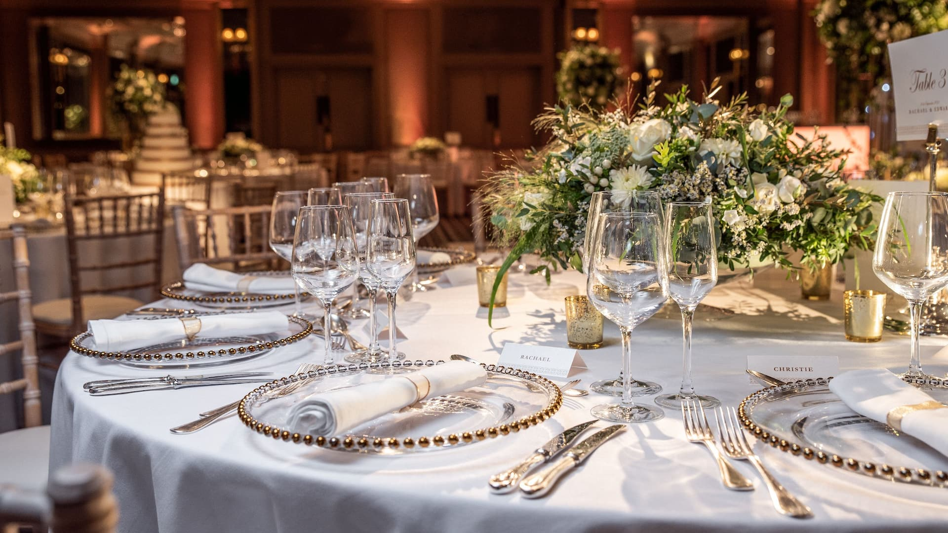 Wedding Central London | Hyatt Regency London - The Churchill