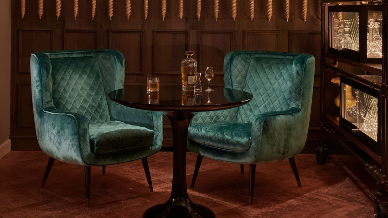 Whisky Bar in Westminster | Great Scotland Yard Hotel