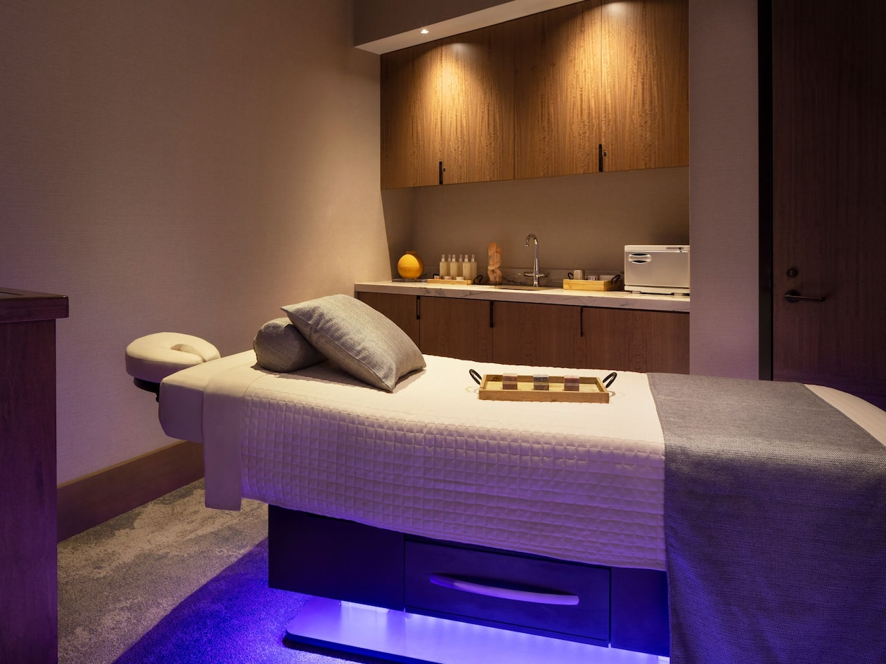 Spa Massage Treatment Room