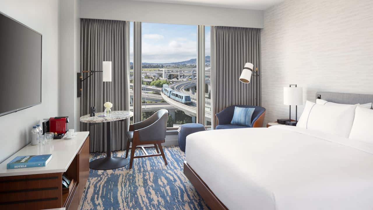 Grand Hyatt at SFO King Room
