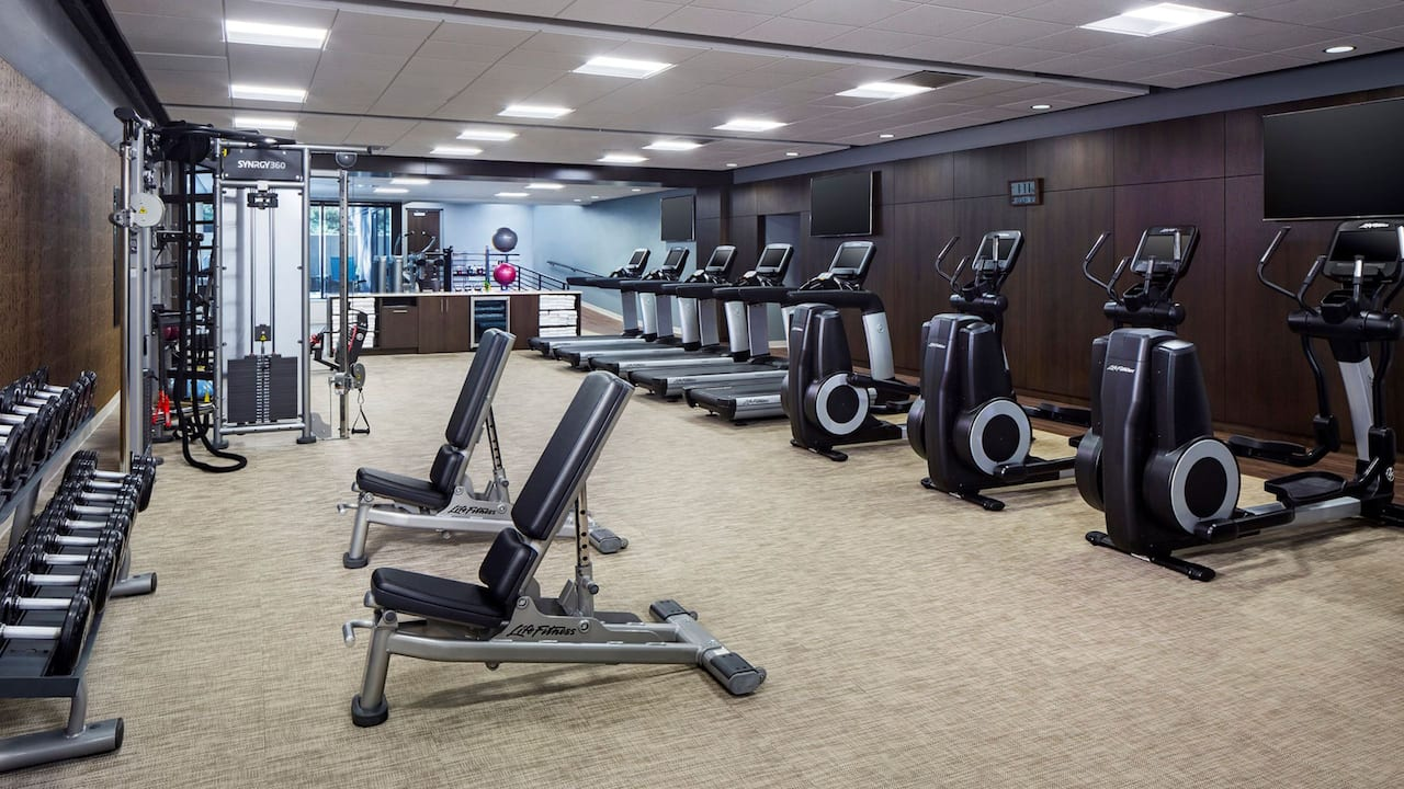 Hyatt Regency Columbus Fitness Center