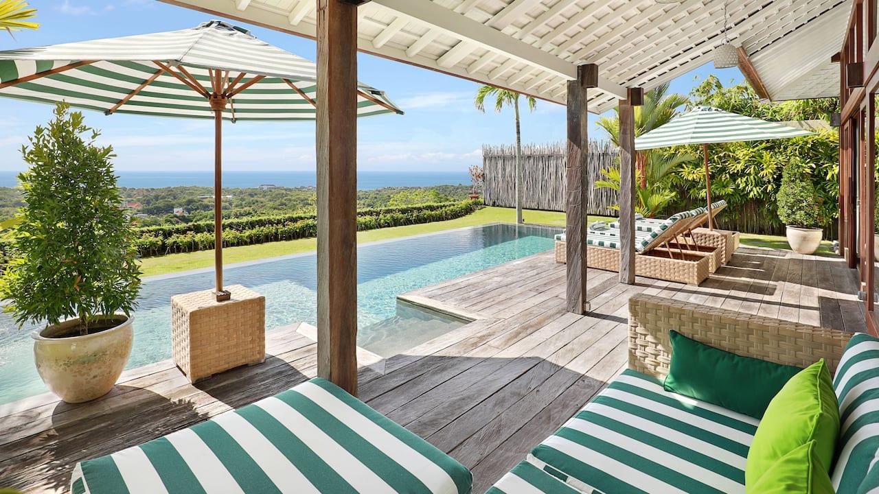 Three Bedroom Pool