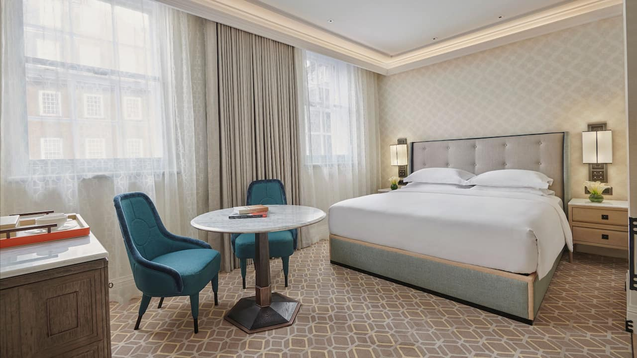Rooms and Suites Charing Cross | Great Scotland Yard Hotel