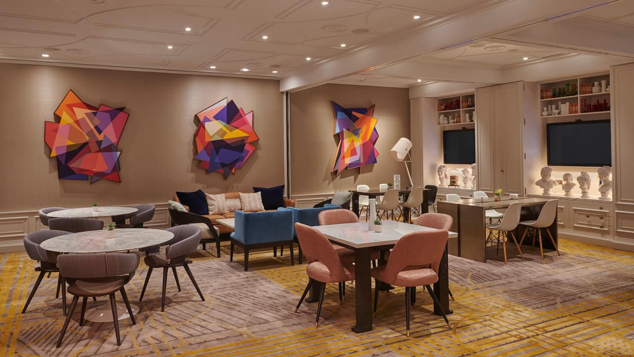 Grace and Favour Meeting Space | Great Scotland Yard Hotel