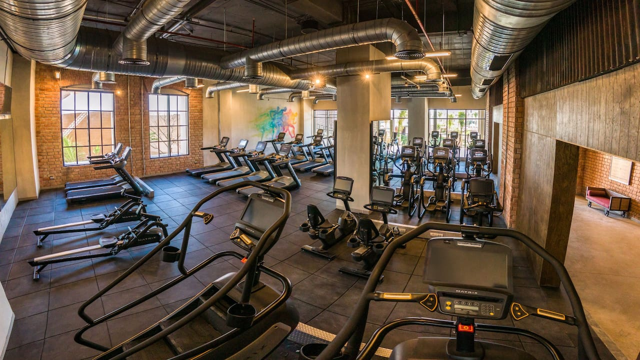 The Refinery Fitness Center