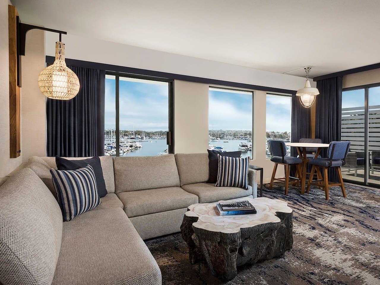 Veranda Living Room