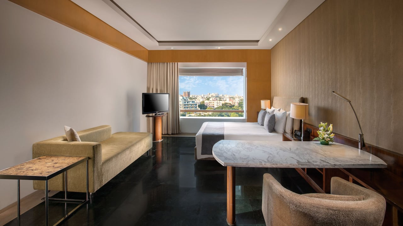 Club King Guestroom