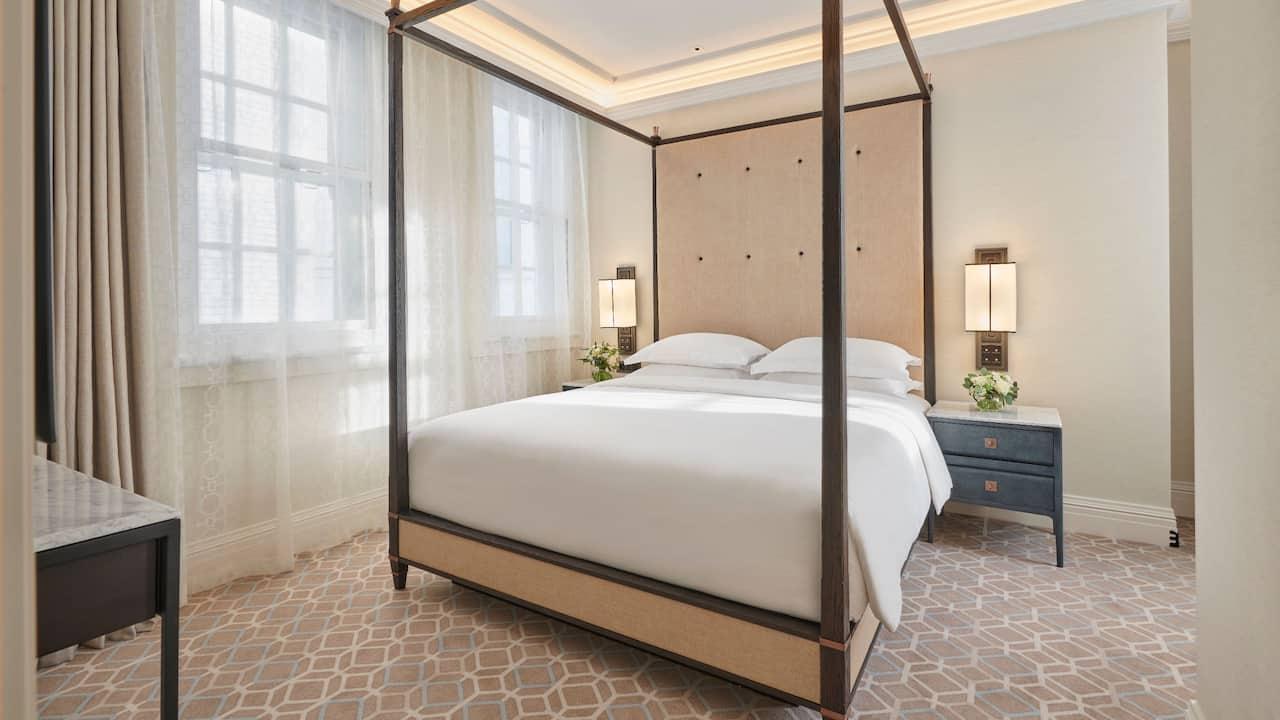 Luxury Suites Charing Cross | Great Scotland Yard Hotel