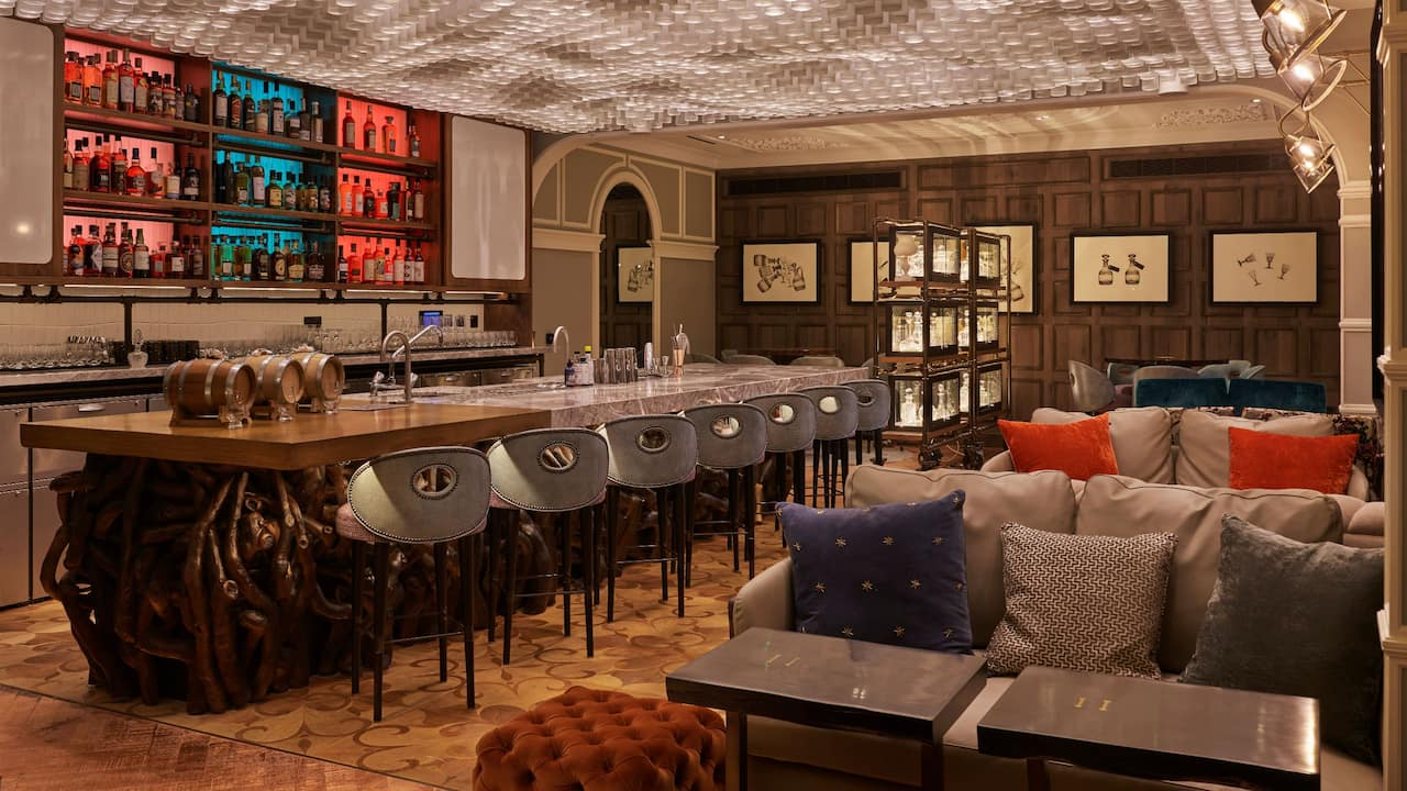 Unique Space Hire at Sibin Whisky Bar | Great Scotland Yard Hotel