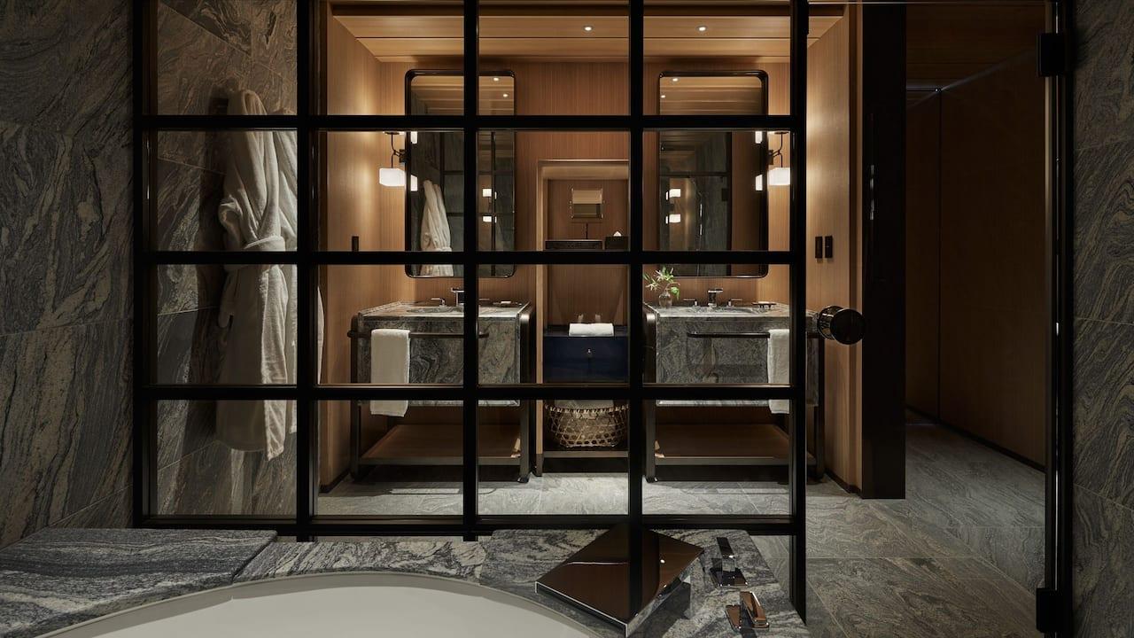 Park Hyatt Kyoto | Higashiyama House Bathroom