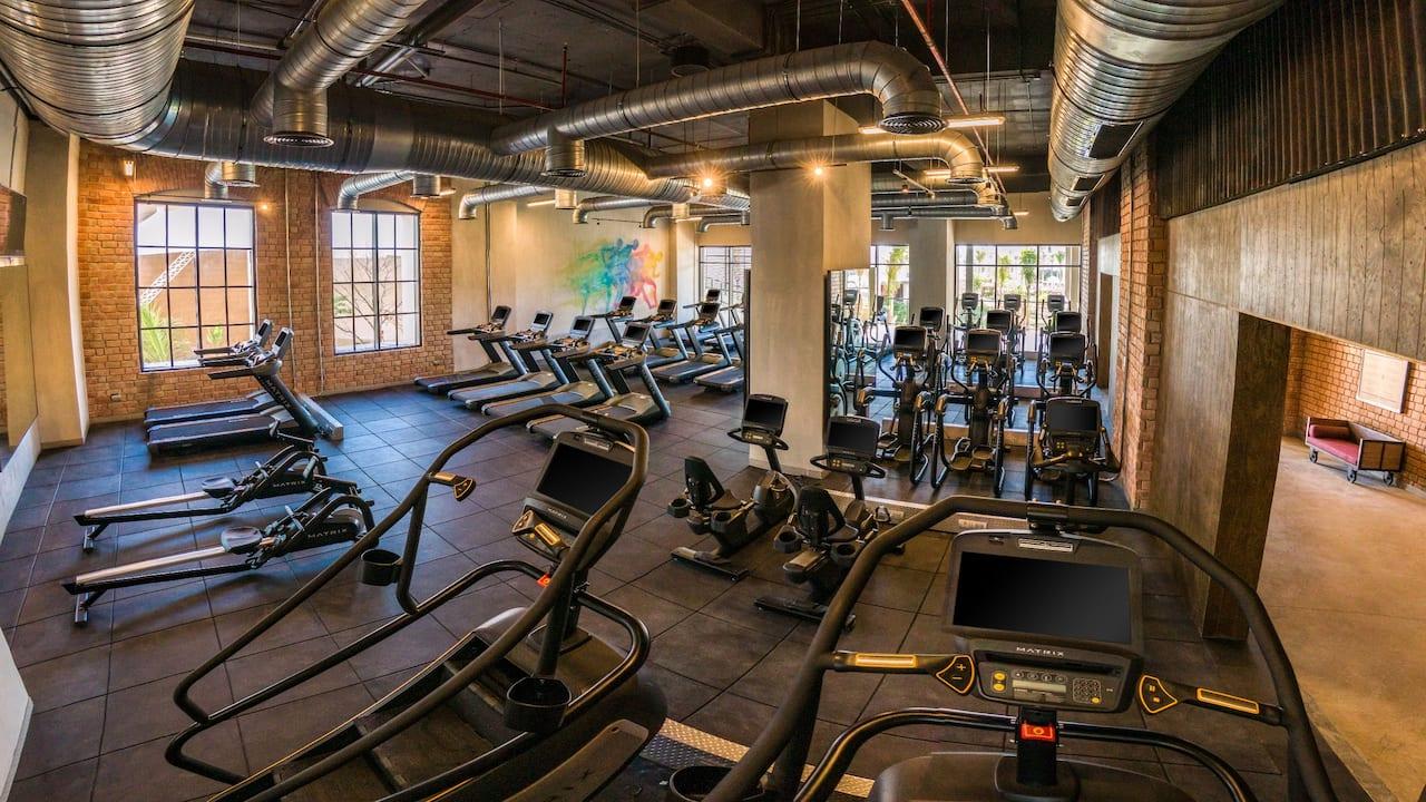 Fitness Center Yoga