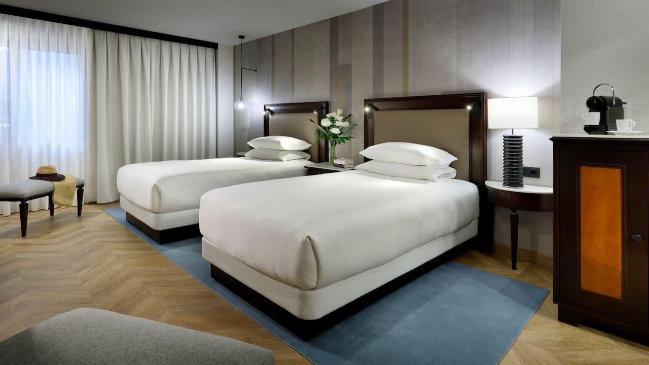 Hyatt Regency Hesperia Madrid Premium Twin