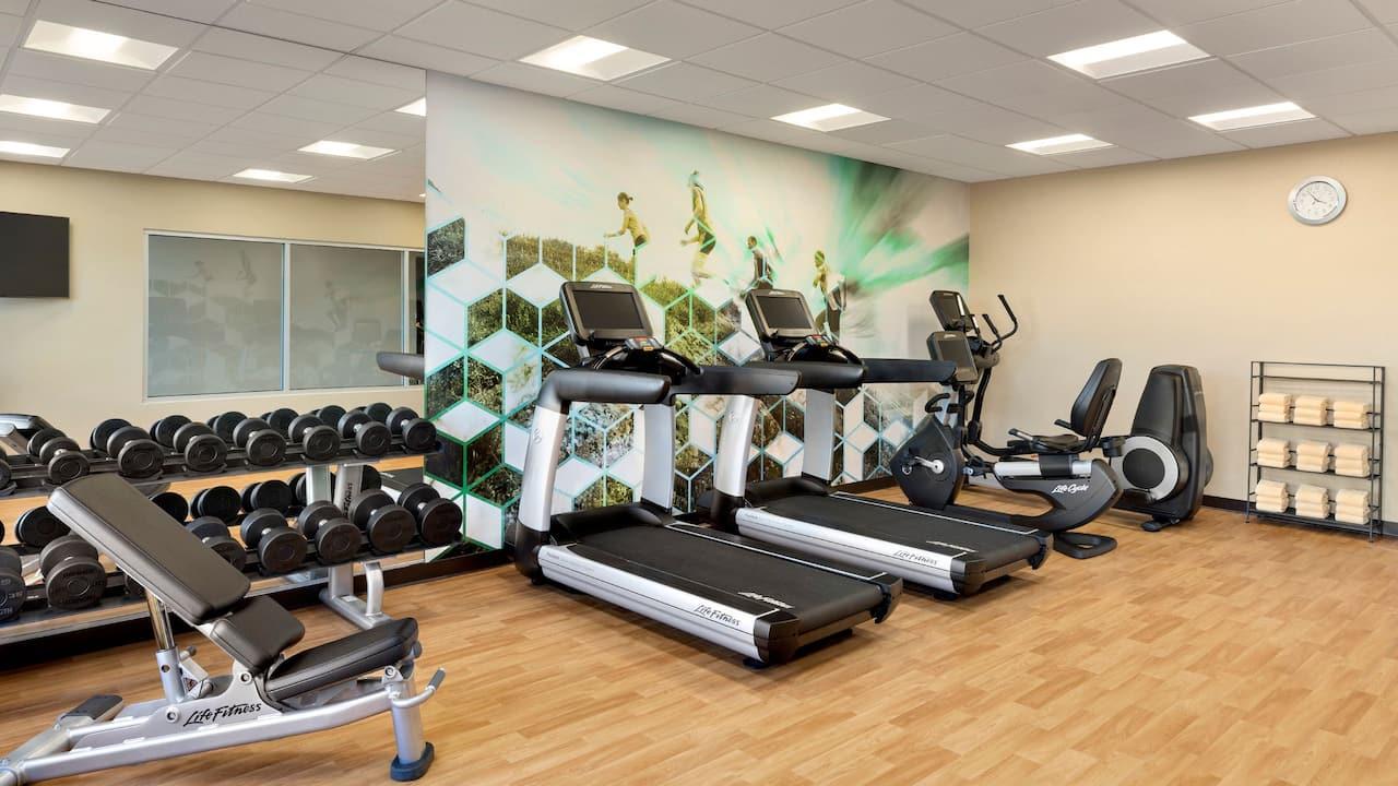 center fitness