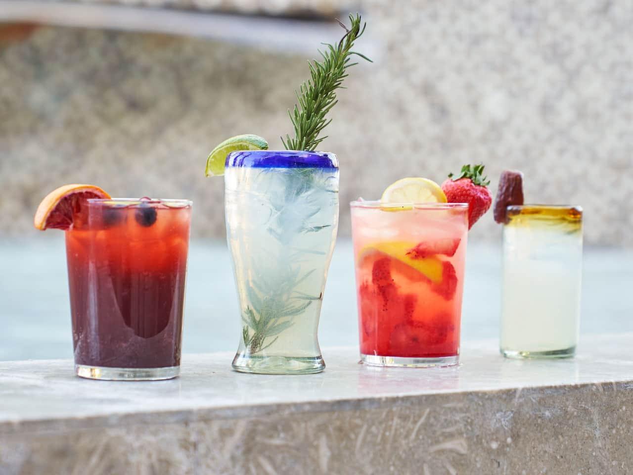 Agave Cocktails