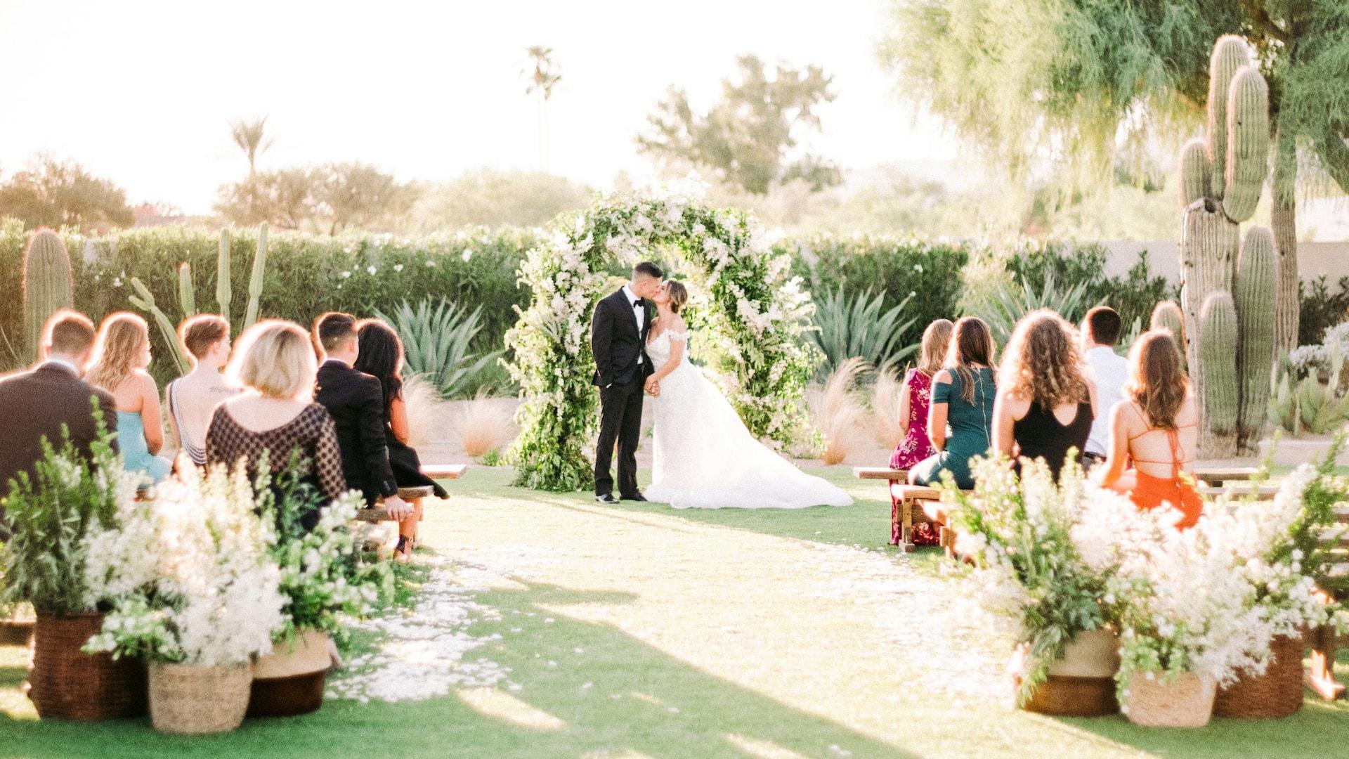 Wedding Cholla Lawn