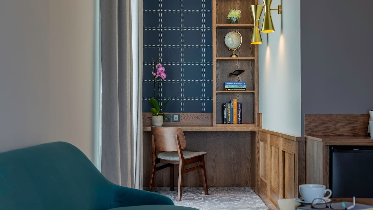 Terrace Suite Study