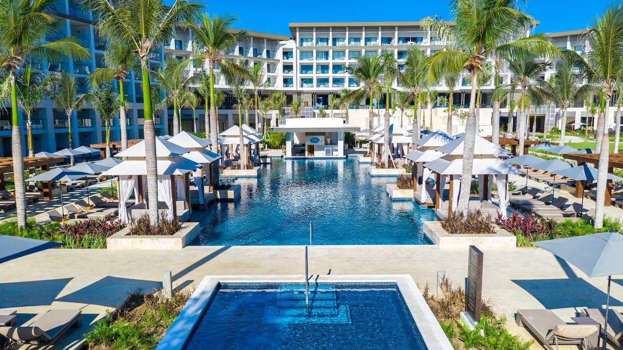 Hyatt Zilara Cap Cana - Club Pool
