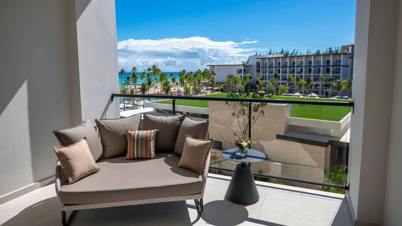 Ocean View Junior Suite Balcony
