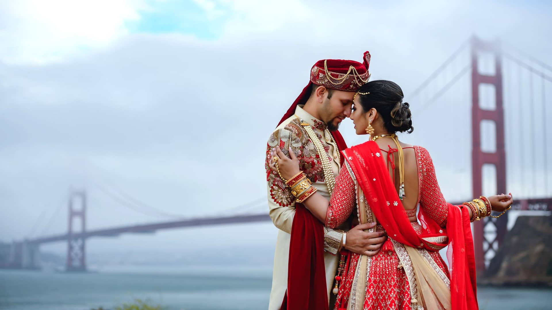 Cultural weddings at Hyatt Regency San Francisco Airport
