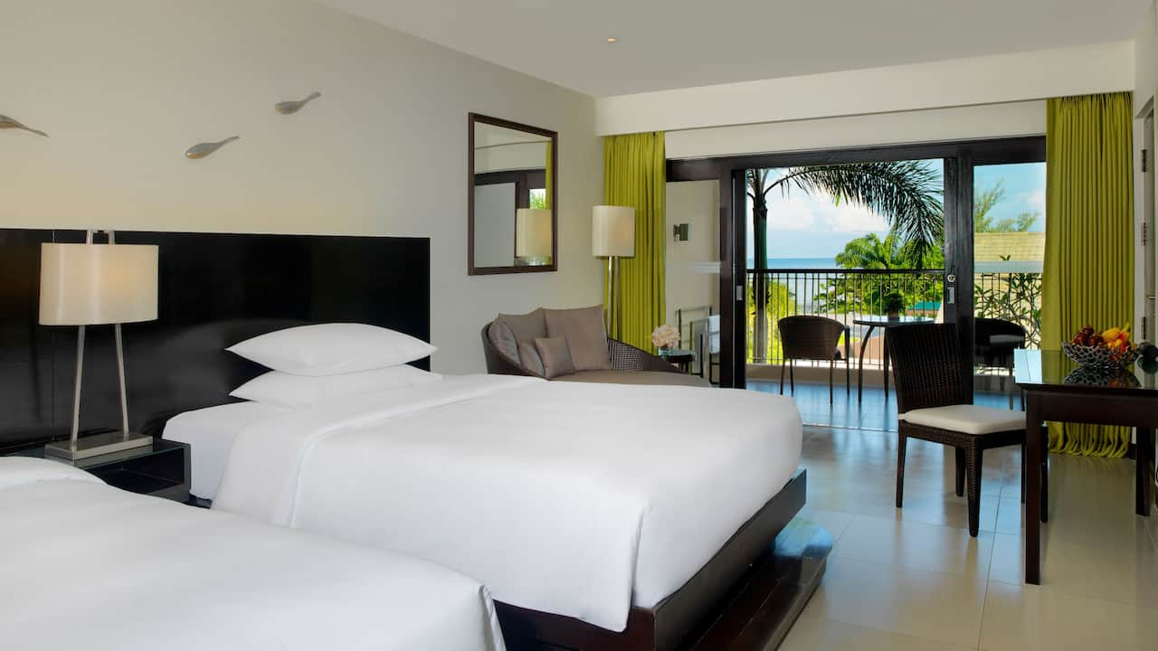 5-star hotel in Phuket 2 Twin Beds