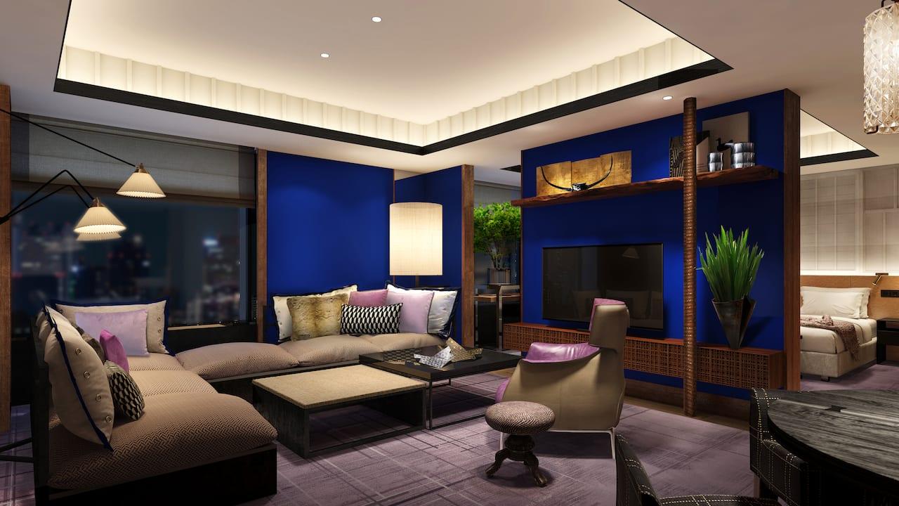 Hyatt Centric Kanazawa Suite