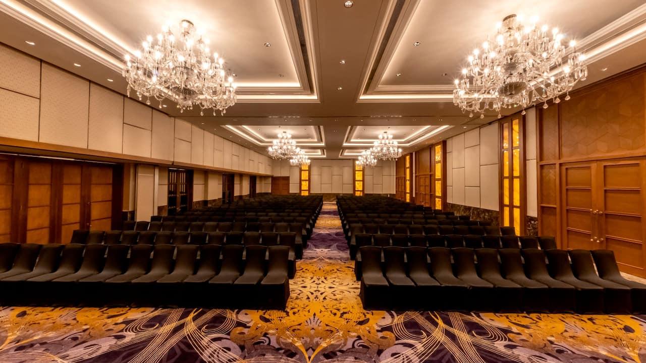 The Grand Ballroom|Theatre Setup
