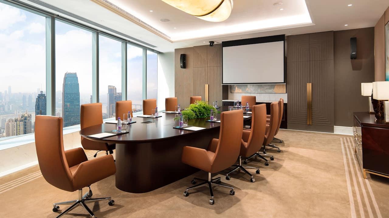 The Lixury Hotel Board Room