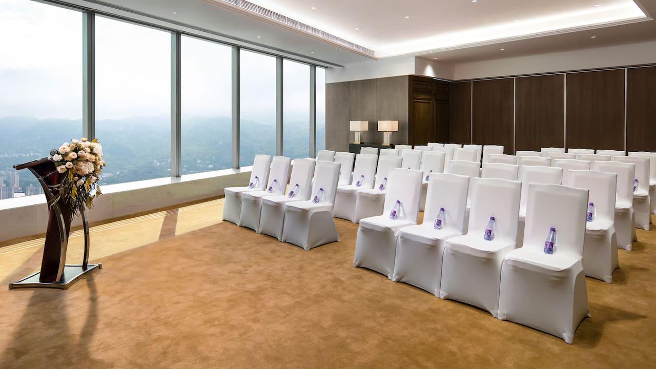 The Lixury Hotel Meeting Room Classroom