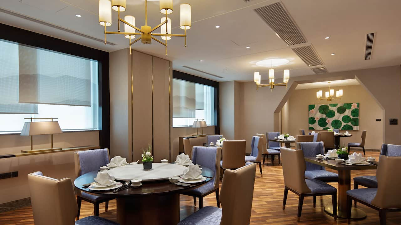 The Lixury Hotel Peng ge Canton Place