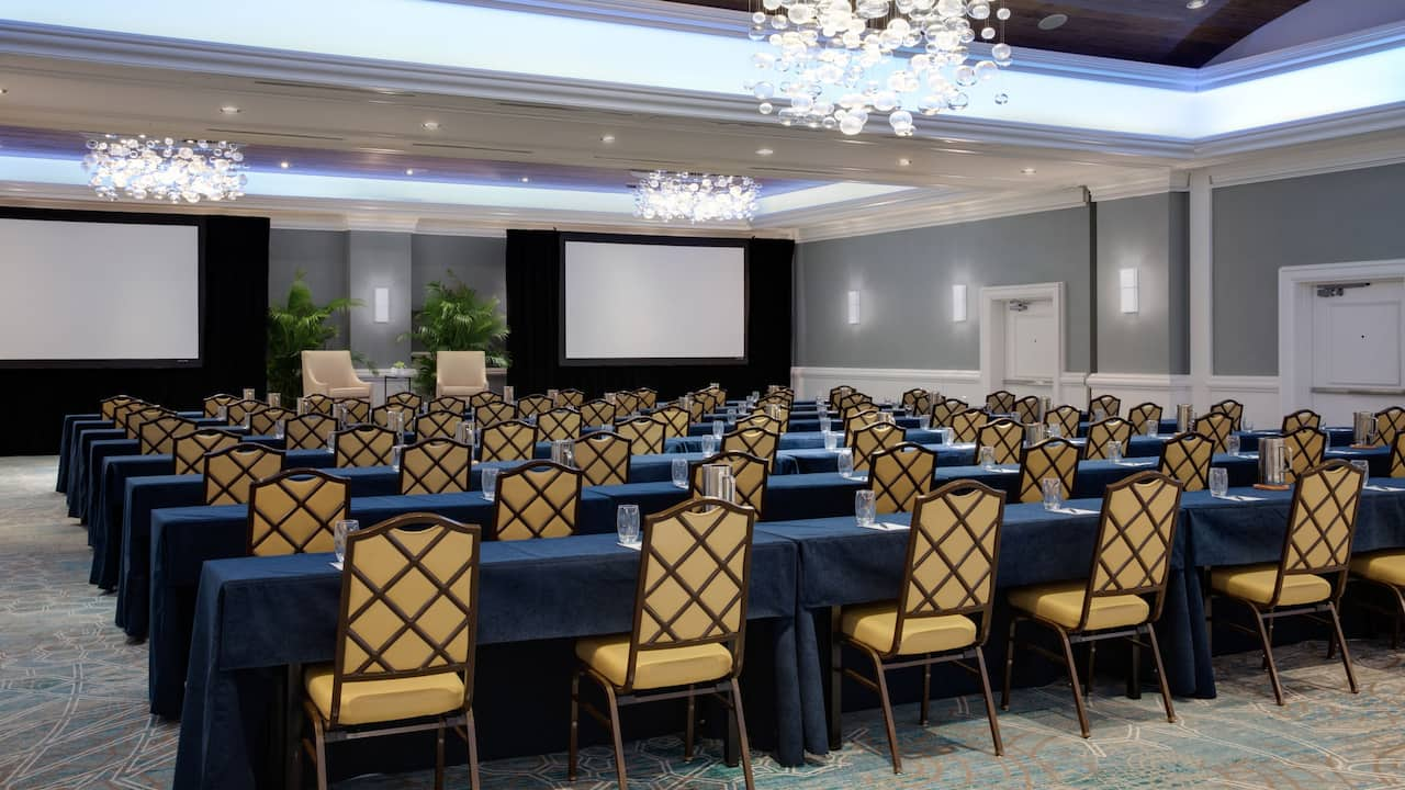 Hyatt Regency Clearwater Beach Resort Aqualea Ballroom