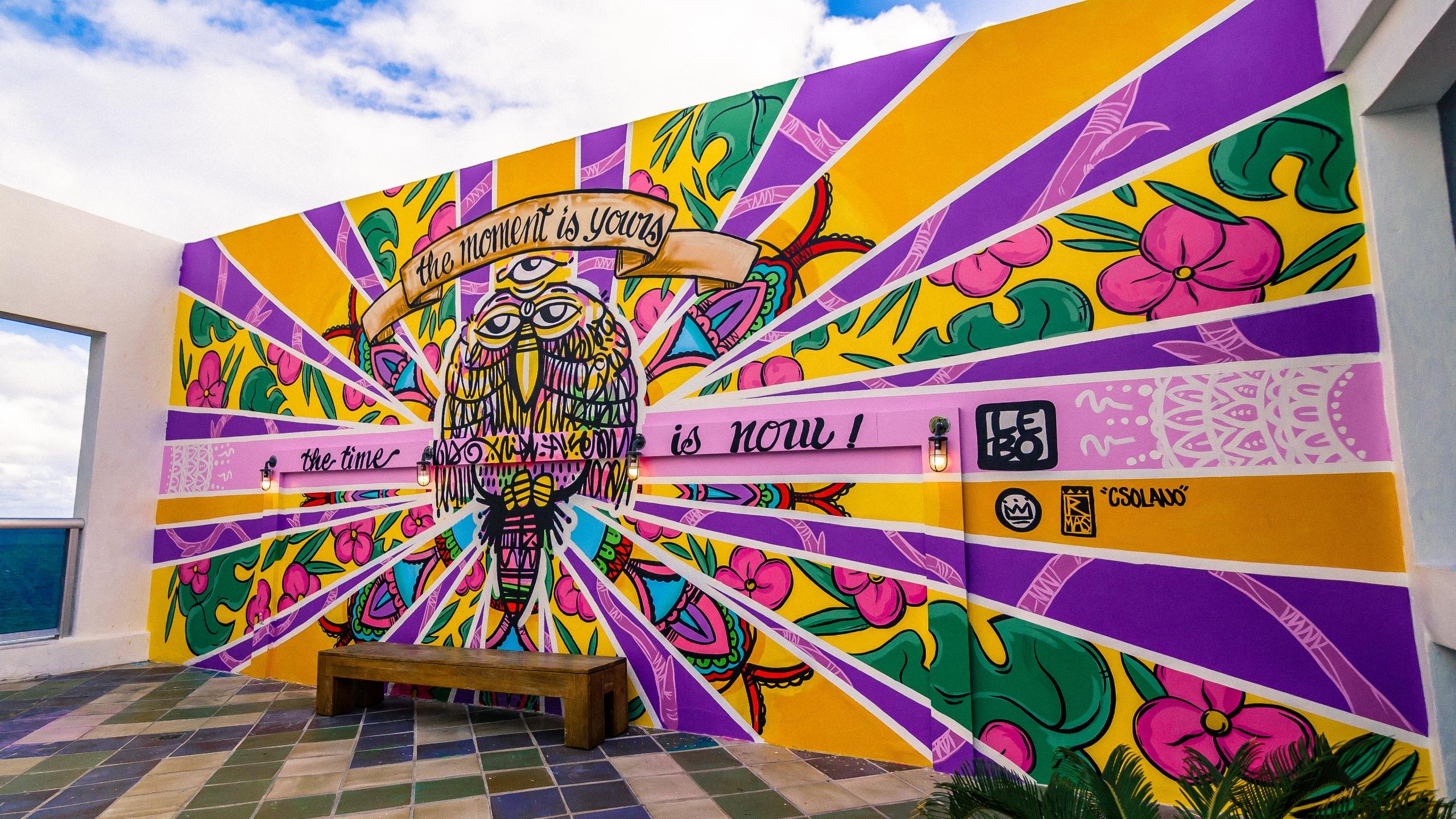lebo mural