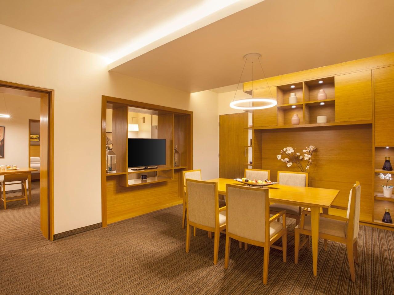 Large Suite Bedroom