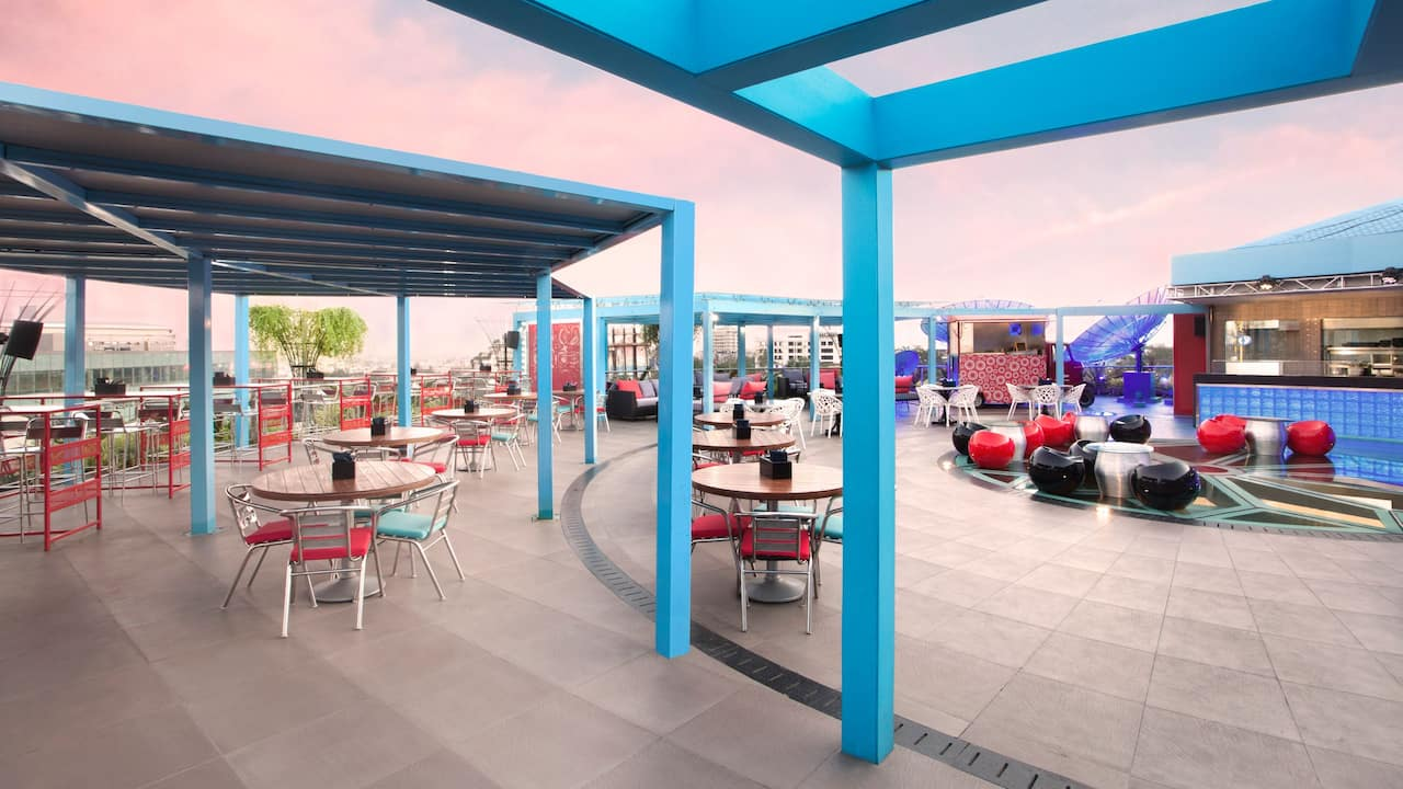 ZING SkyBar + Lounge Hyatt Place