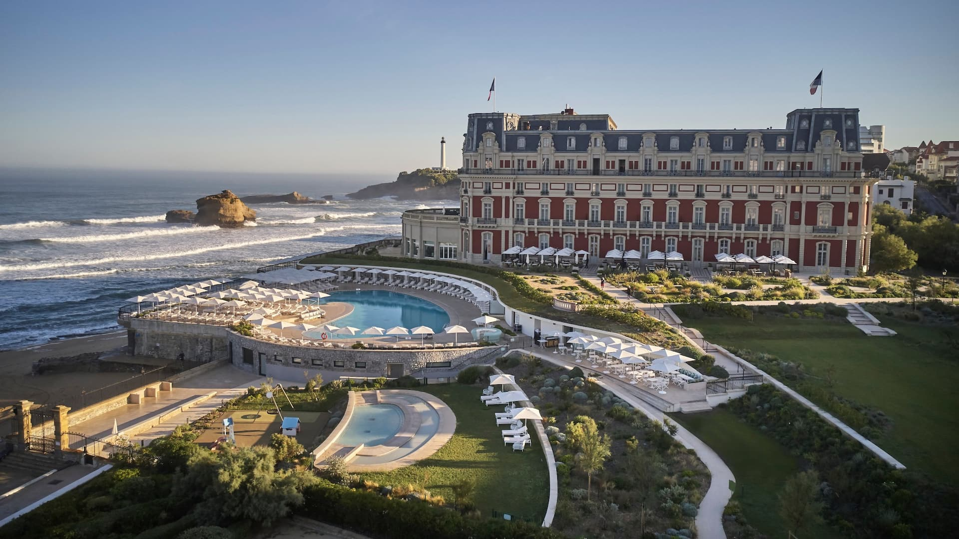 Hotel du Palais in the Unbound Collection by Hyatt Biarritz