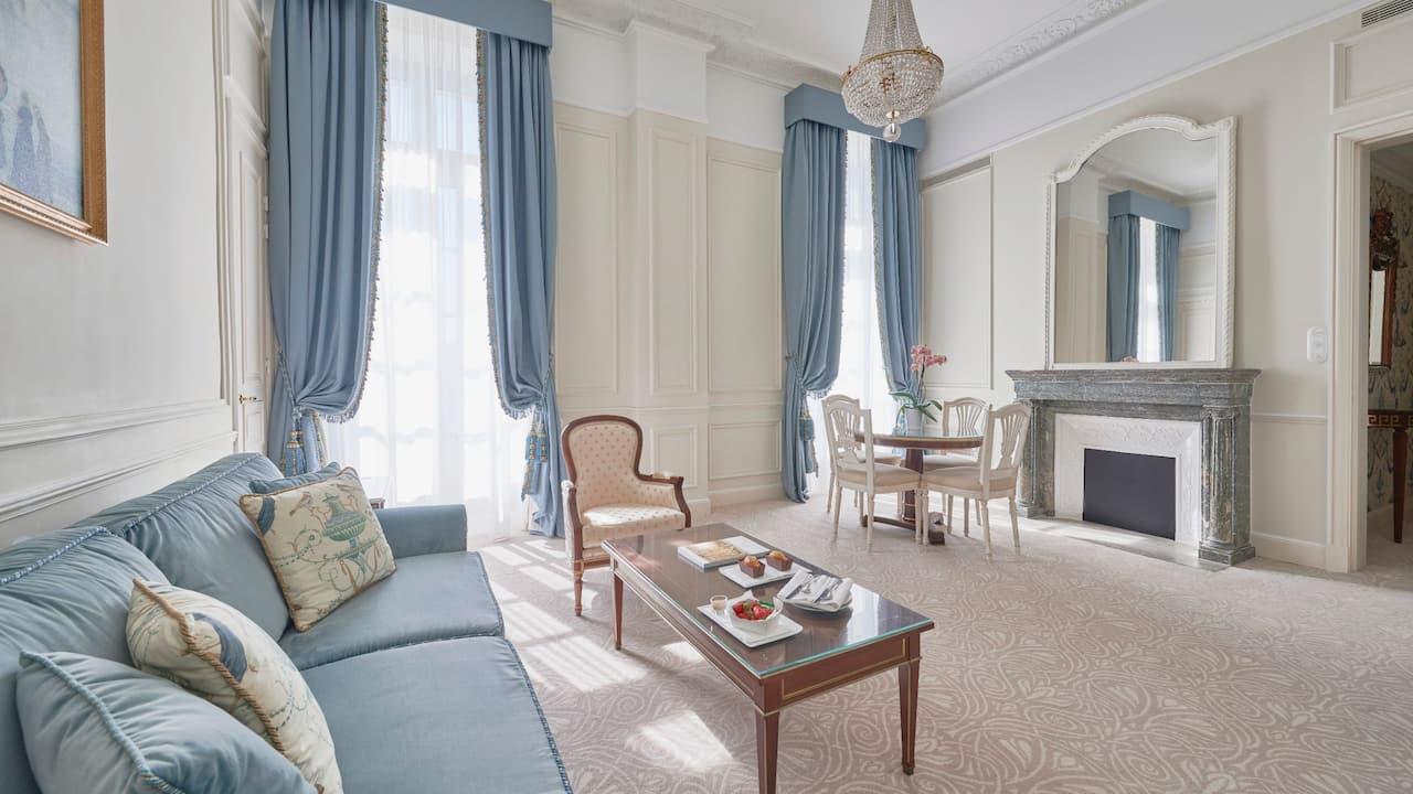 Hotel du Palais - Ambassador Suite