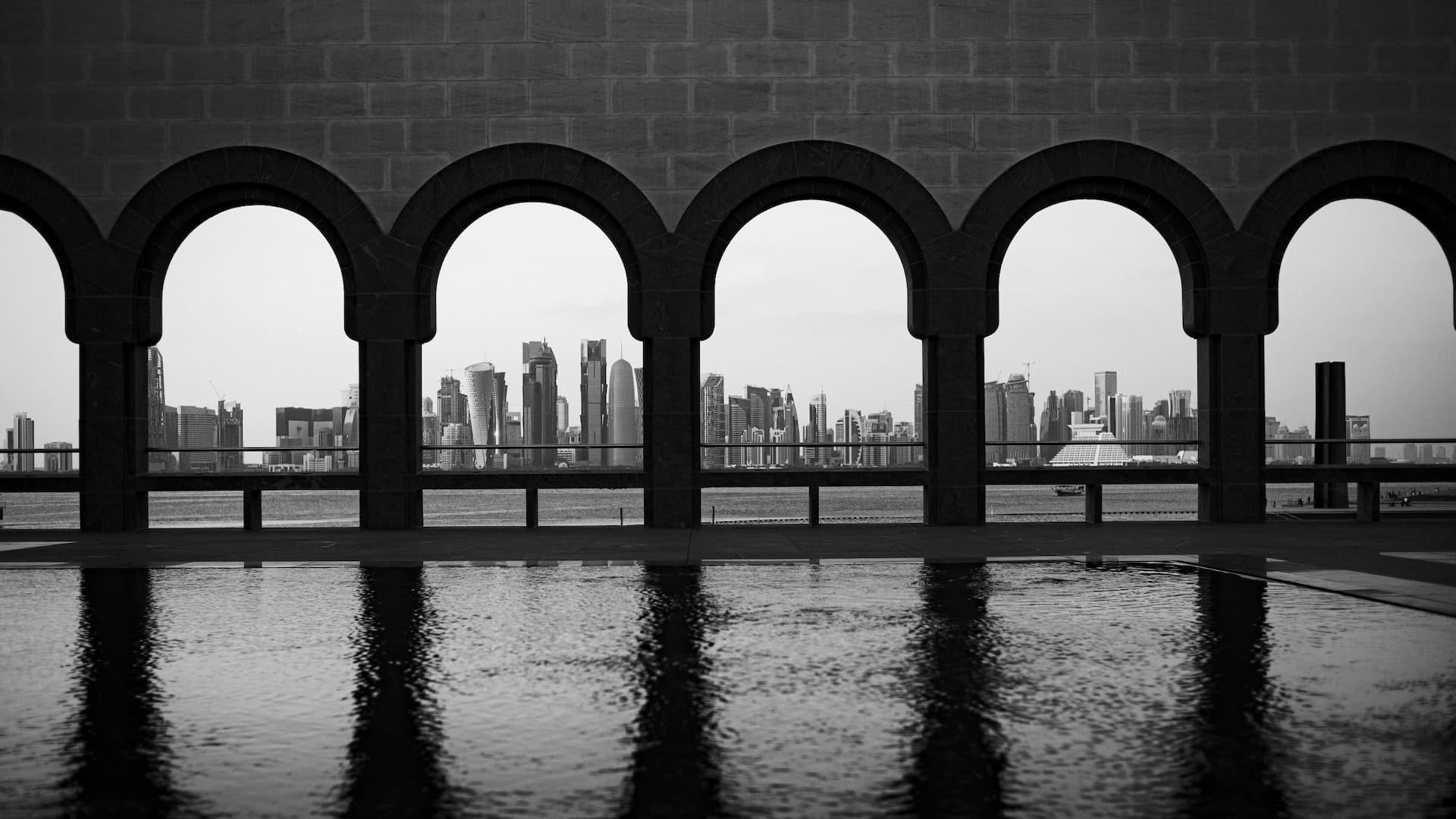 Park Hyatt Doha MIA View