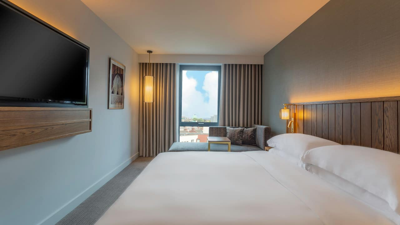 Hyatt Centric The Liberties Dublin Double Room